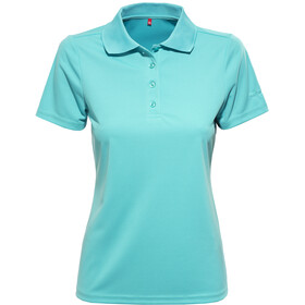 axant Alps Polo Agion Active Mujer, scuba blue